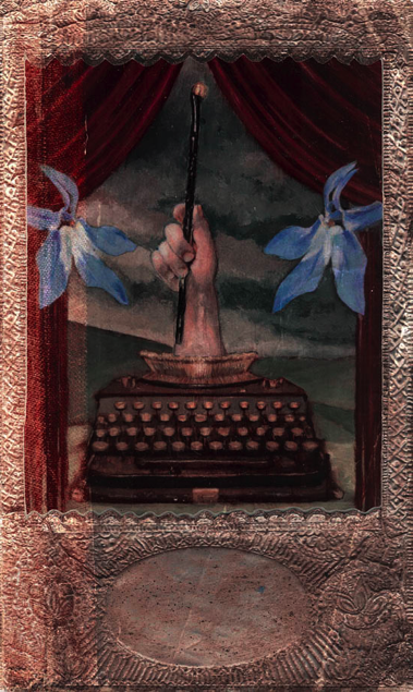 Katelan Foisy's Ace of Wands